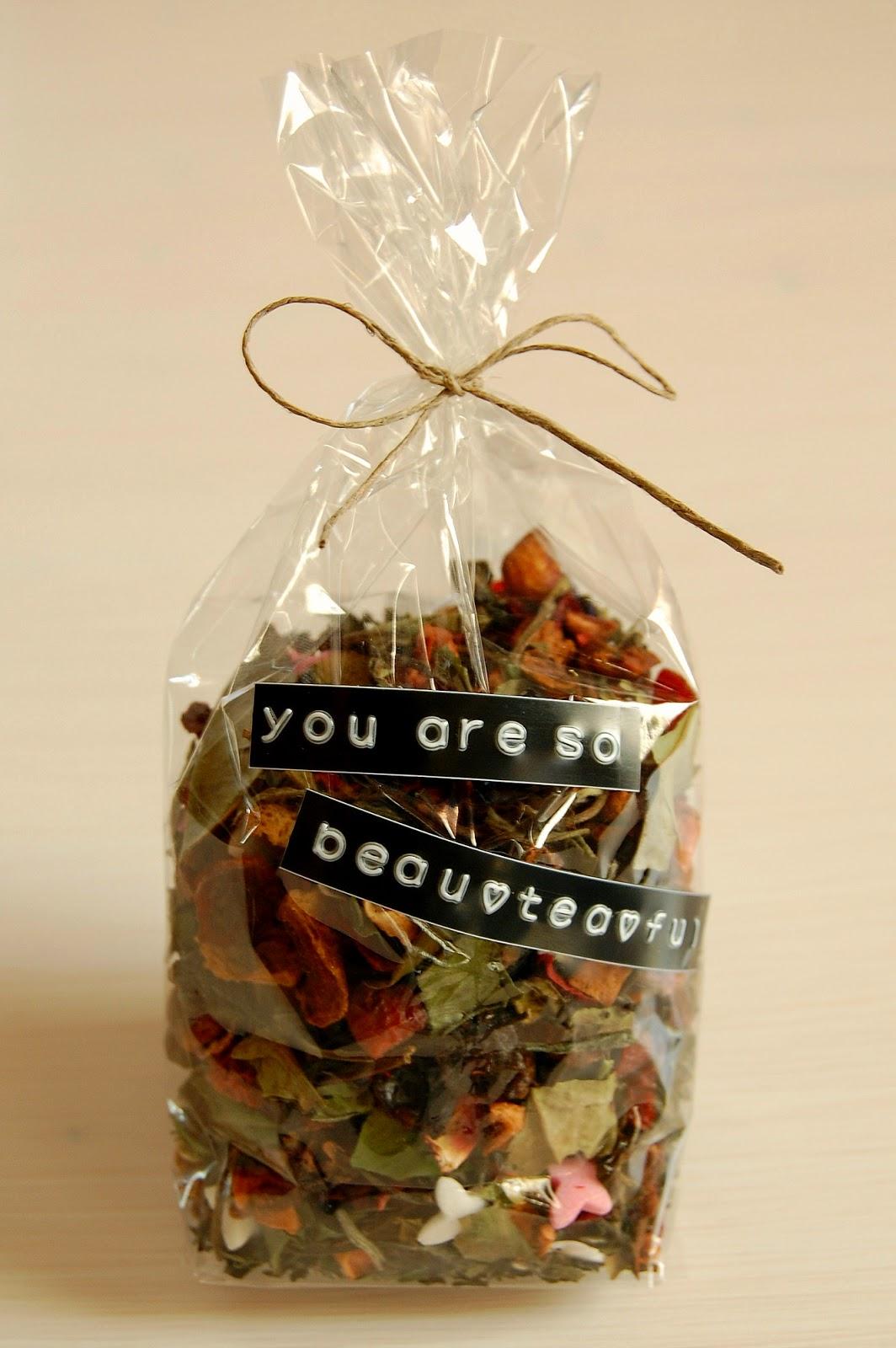 beauteaful tea, diy, tea, gift, teatime, tee, geschenk, basteln, xenobiophilia