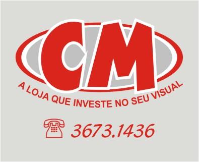 """CM  """"A loja que investe no seu visual"""""""