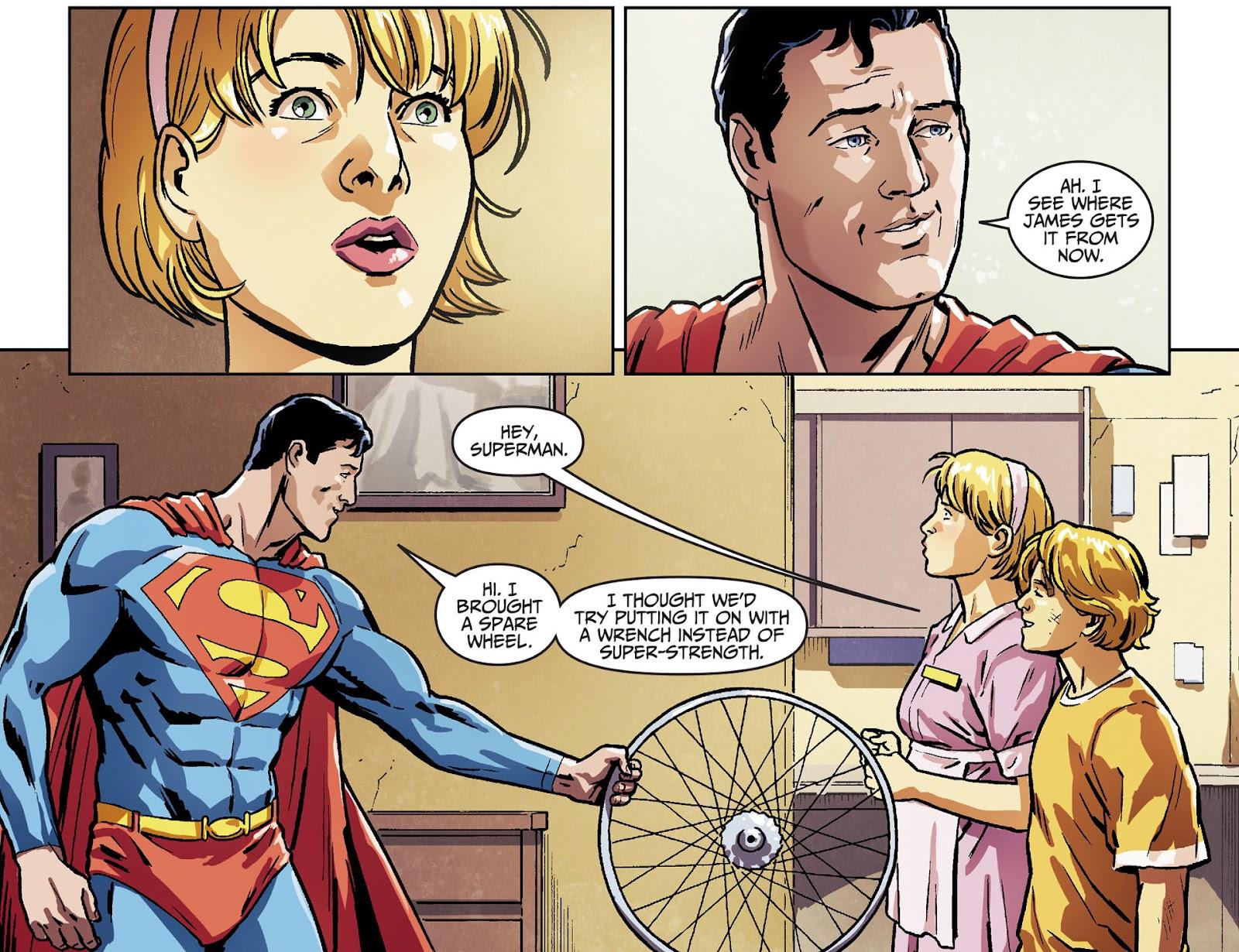 Injustice: Gods Among Us [I] Issue #30 #31 - English 20
