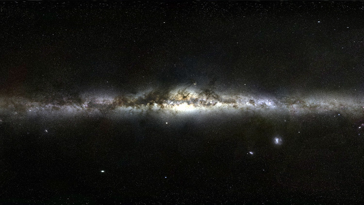 Hallan compuesto químico clave para que se dé la vida en una estrella cercana