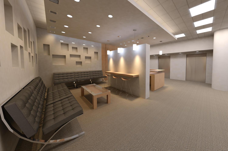 Irevit revit rendering vs autodesk cloud rendering fight for Interior design rendered images