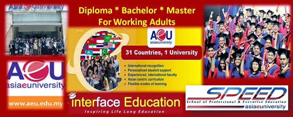 DIPLOMA EXECUTIVE AeU - PART TIME STUDY