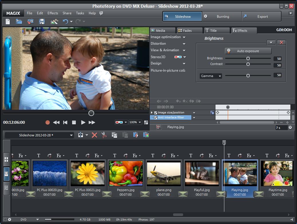 MAGIX+Photostory MAGIX Photostory 2015 Deluxe 14.0.3.56