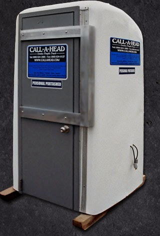 CALLAHEAD Personal Portashed