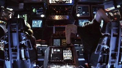 Computador da nave Icarus II
