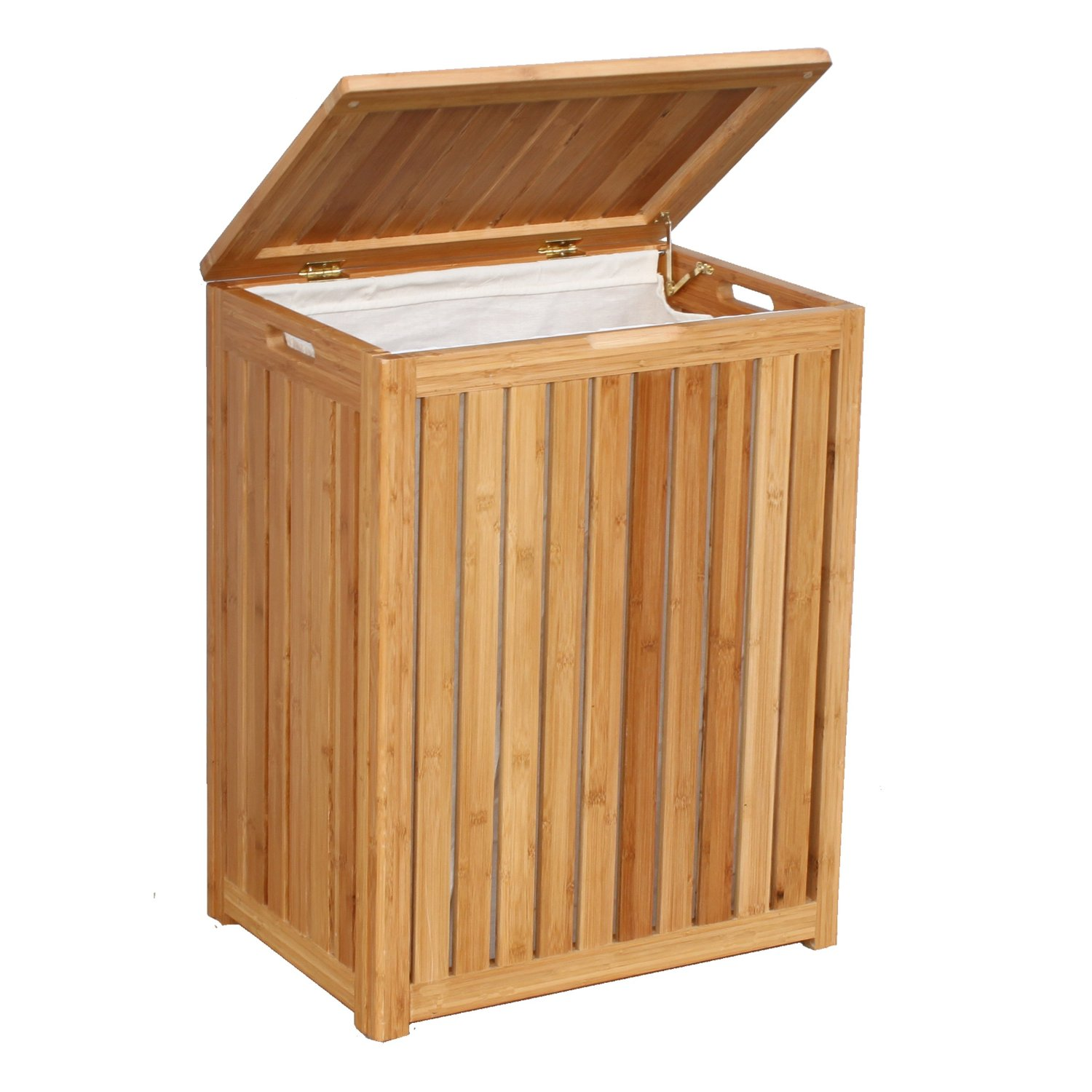 Bamboo Lamp Photo Bamboo Laundry Hamper