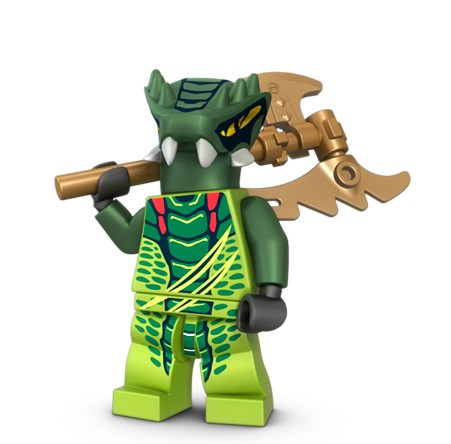 Lego ninjago lizaru venomari warrior ninja snake - Serpent lego ninjago ...