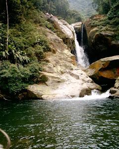 Roteiro 5  - Canyoning completo do Rio Perequê