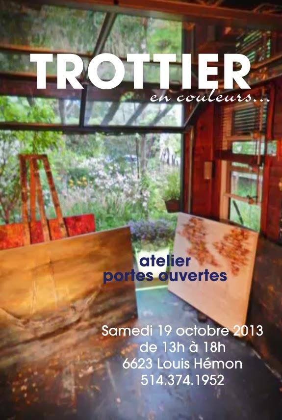 Fran ois trottier artiste peintre for Le pere du meuble montreal