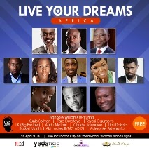 Live your dream africa 2015, lyda 2015