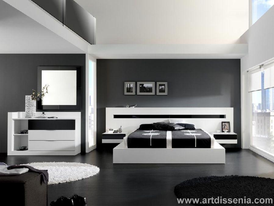 Decora y disena modelos de cabeceras - Dormitorios minimalistas modernos ...