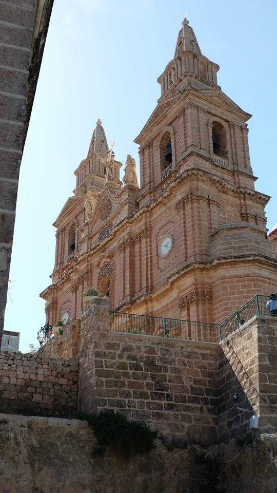 mehilla church malta travel  guide