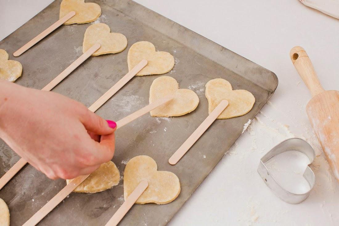 Recetas: Corazones Rellenos de Mermelada para San Valentin