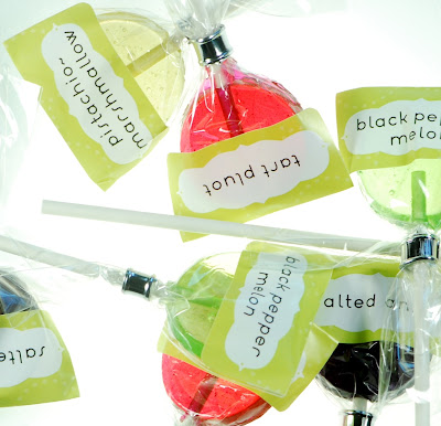 Adventurer's Pack hard candy lollipops