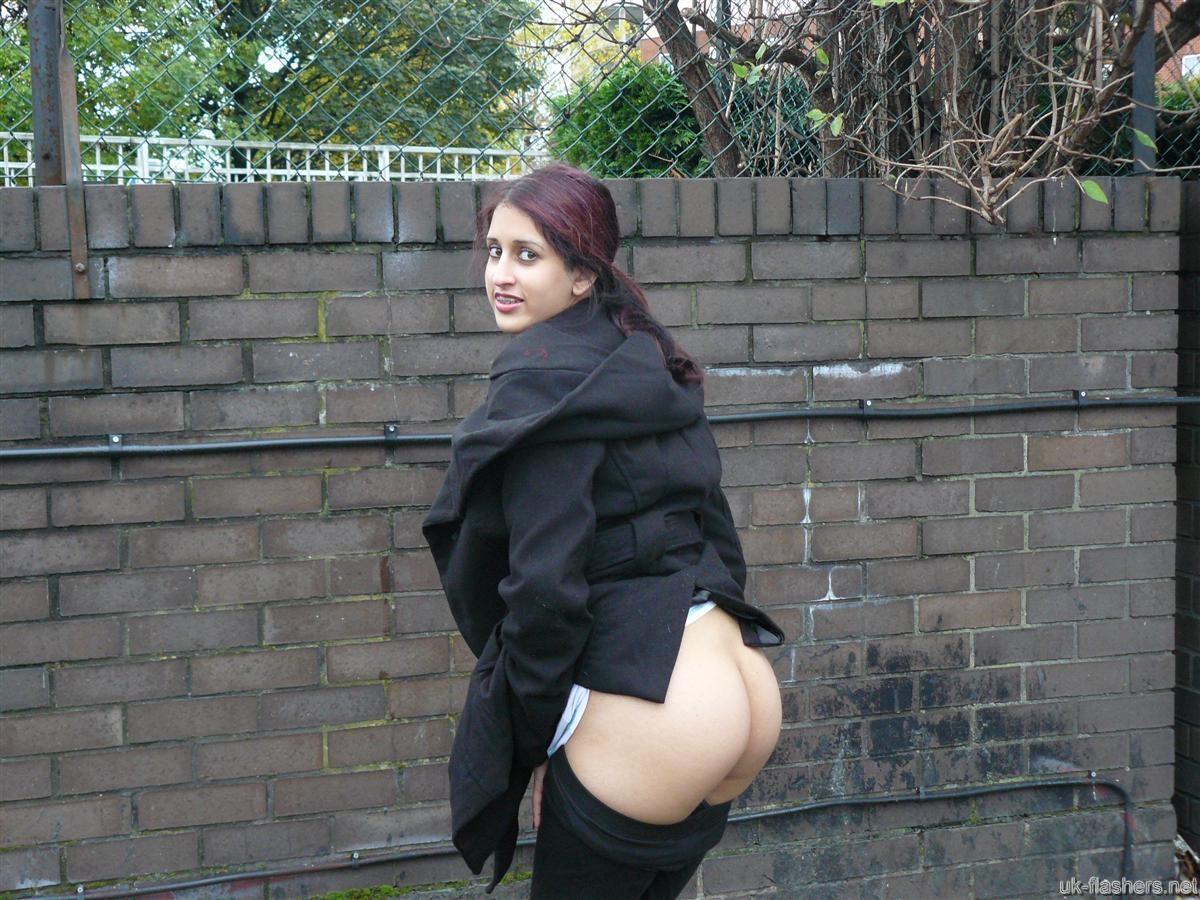 outside piss