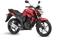 2013 Yamaha FZ16 Storming Red
