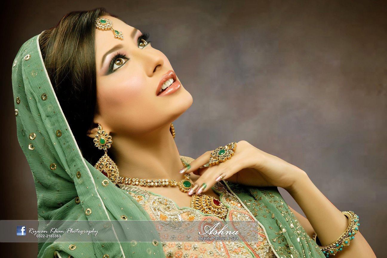 bridal makeup 2012 photoshoot by mehwish hayat stylerz