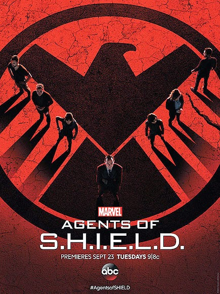 Agents of SHIELD - Season 2 - New poster