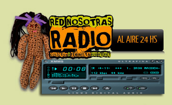 Escucha hoy 8 de marzo 2017 la Maratona Radial Feminista #8M #NosotrasParamos