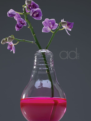 Accent Decor Viola Vase