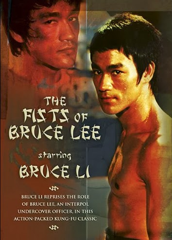 Fists Of Bruce Lee Cover