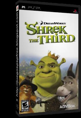 Shrek Tercero [Full] [1 link] [Espa�ol] [PSP] [FS]