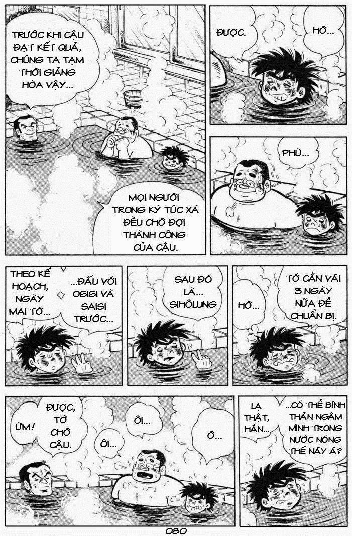 Siêu quậy Teppi chap 90 - Trang 35