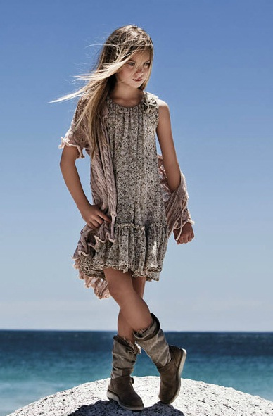 Twin-Set Girl Collection Spring Summer 2013