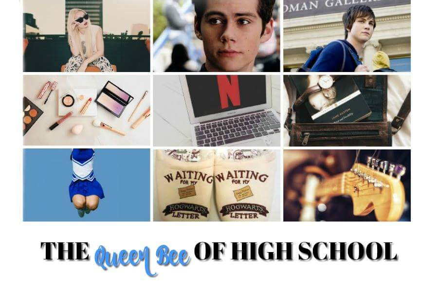 The Queen Bee Of High School  {16+}