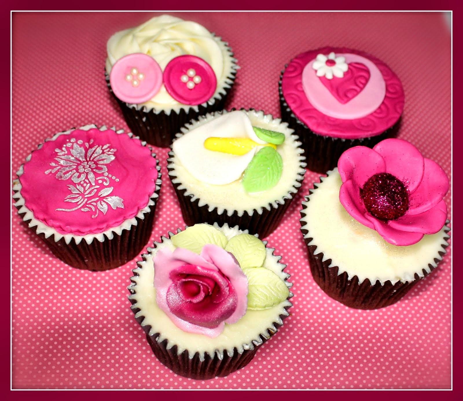 Curso Decoración Cupcakes a Distancia