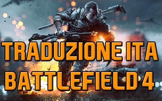 tradurre italiano battlefield 4