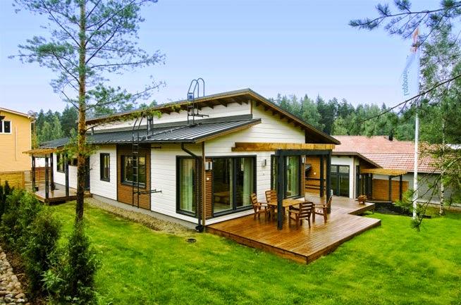Земельные участки под строительство в Финляндии
