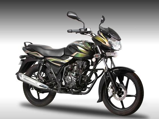 Added a new variant to its discover line up named discover 125 bajaj