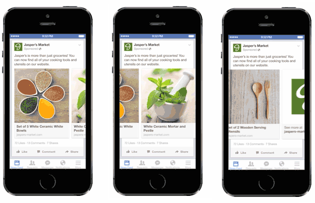 Facebook Launches Product Ads, A Possible Threat To Google? : eAskme