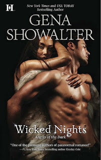 Book cover of Wicked Nights by Gena Showalter