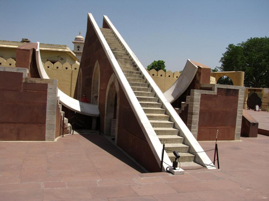 India - Jantar Mantar de Jaipur