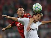 Penalti Panas, Bayern Munchen Vs Real Madrid (Champions)
