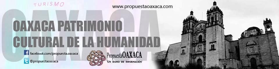 Propuesta Oaxaca Turismo