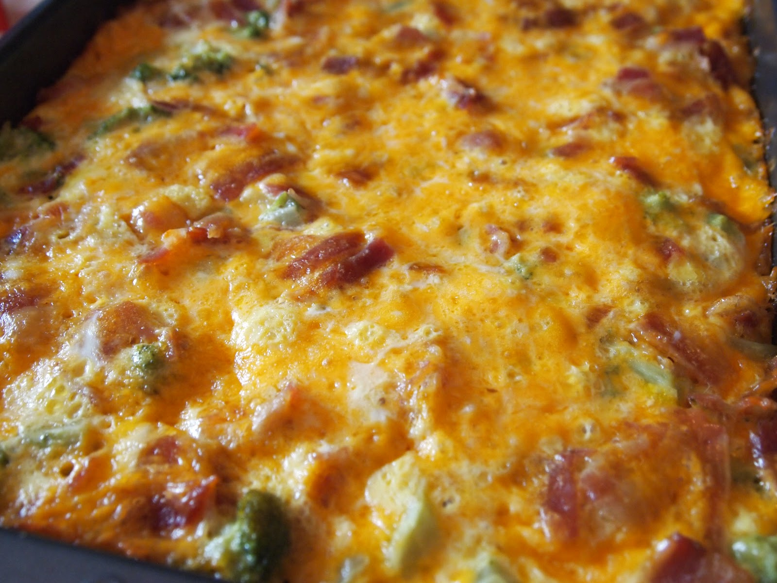 The Early Bird Baker: Tater Tot Breakfast Casserole