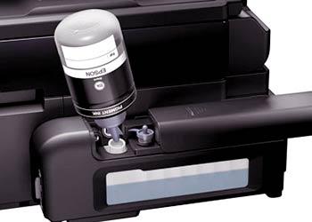 Ink Reset Epson M100