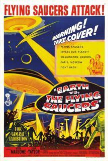 La Tierra Contra Los Platillos Volantes – DVDRIP LATINO