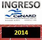 CENARD 2014