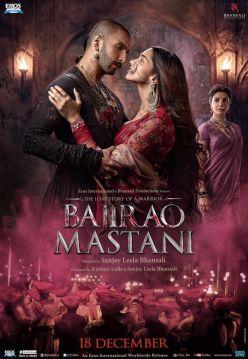 Watch Bajirao Mastani (2015) DVDRip Hindi Full Movie Watch Online Free Download