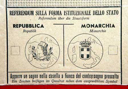 Pe 39 l 39 appunti buon compleanno repubblica for Repubblica italiana nascita
