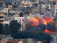 Lagi, 14 Warga Palestina Tewas Setelah Serangan Udara Israel