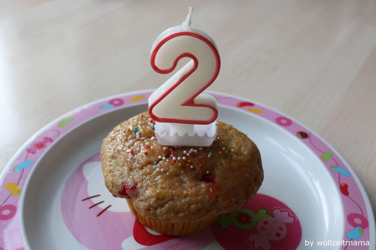Muffins mit Johannisbeeren backen, Rezept kostenlos