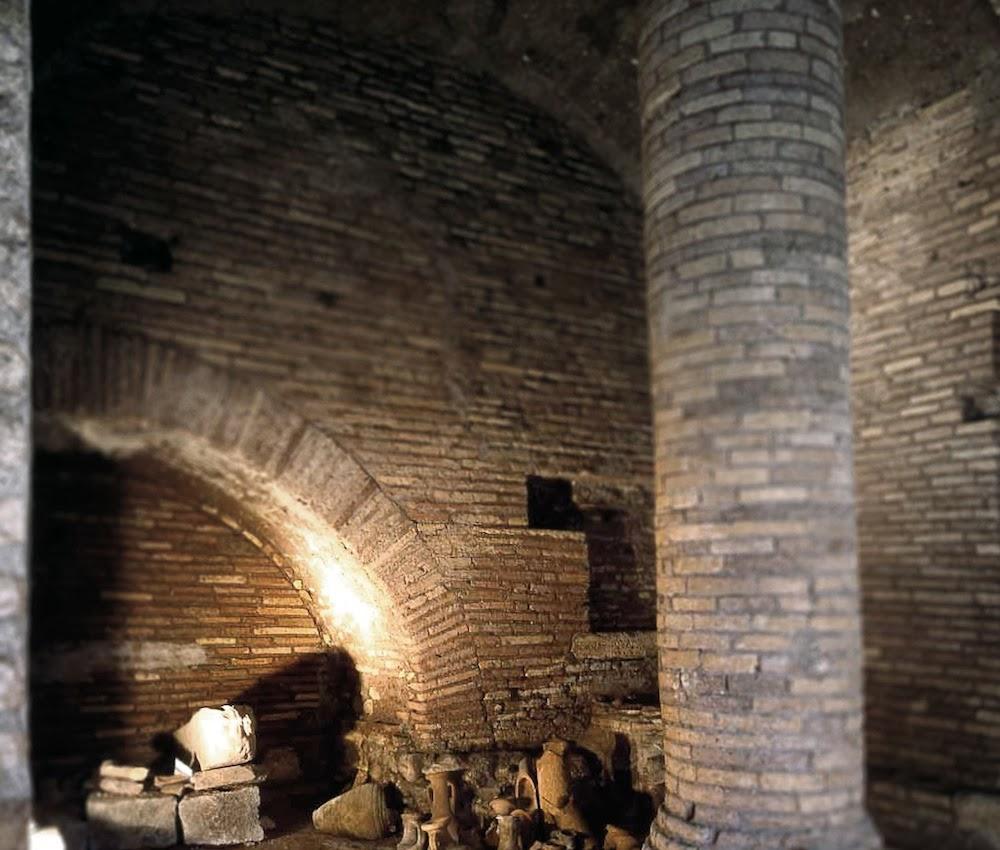 San Paolo alla Regola e i Sotterranei di Campo dei Fiori visite guidate Roma 22/12/13 h.15.00