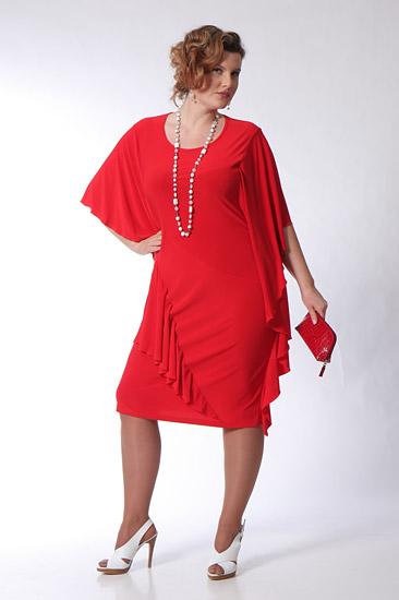 Коктейльні сукні для повних 2011