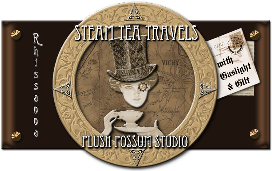Steam Tea Travels