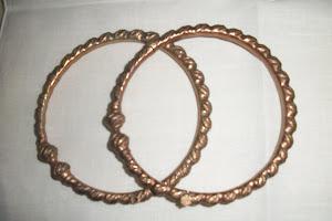 Gelang kaki jadi perhiasan orang dulu-dulu